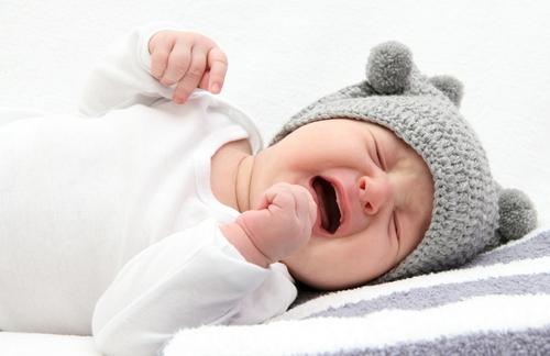 Khóc dạ đề ở trẻ sơ sinh